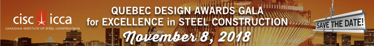 Canadian Institute of Steel Construction Quebec – LeaderBoard