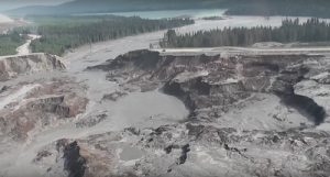 BC government mine construction