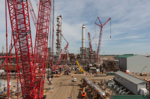 Sturgeon Refinery expansion