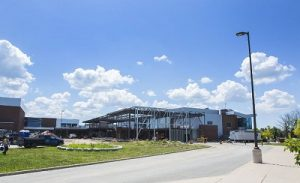 Niagara College construction projects
