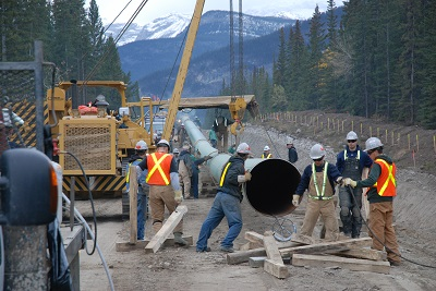 Kinder Morgan on track to start Trans Mountain construction in September