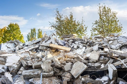 The Importance And Benefits Concrete Recycling