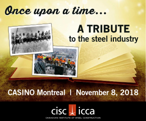 Canadian Institute of Steel Construction Quebec – Box