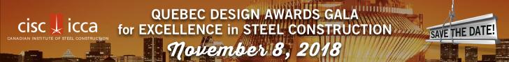 Canadian Institute of Steel Construction Quebec – LeaderBoard
