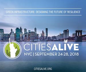 Cities Alive 2018