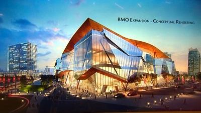 Timeline And Team Announced For Calgary S Bmo Centre