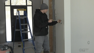 Students learn trades as skilled trades workers in demand across Ontario