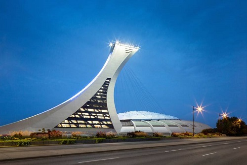 Olympic tower Montreal
