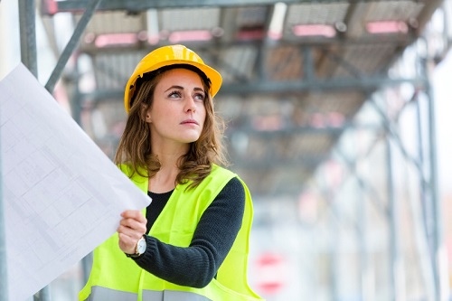 women in construction