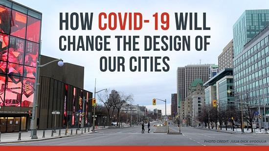 COVID cities