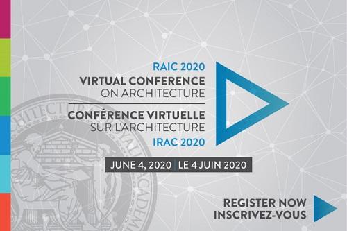 RAIC - 2020 virtual conference