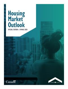cmhc housing outlook