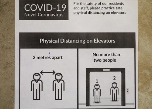 ELEVATORS-CORONAVIRUS