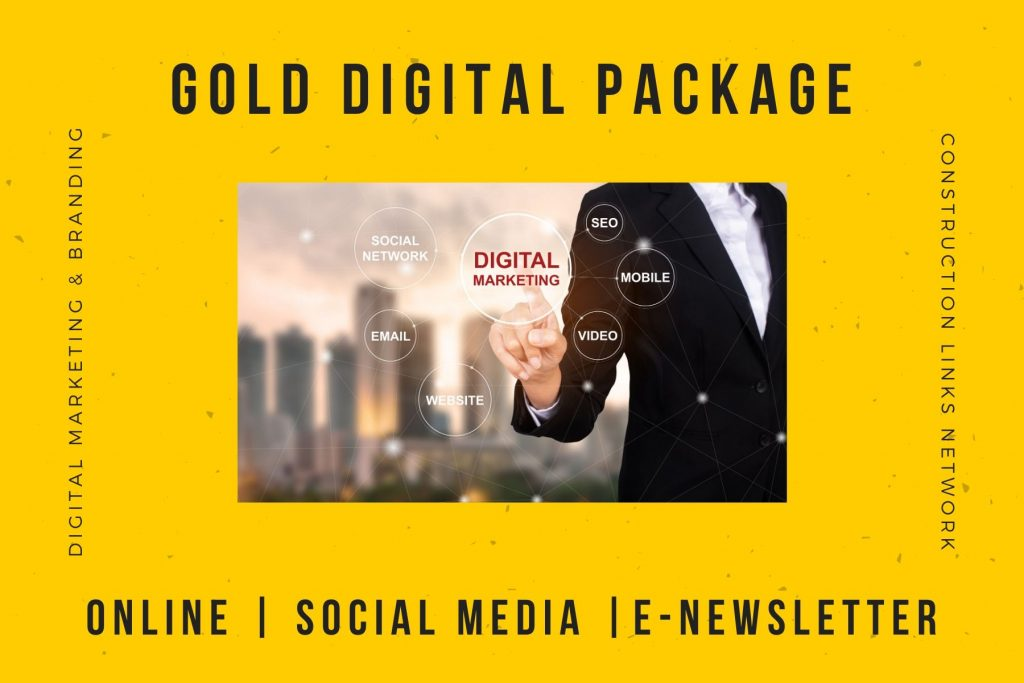 Gold Digital - media kit