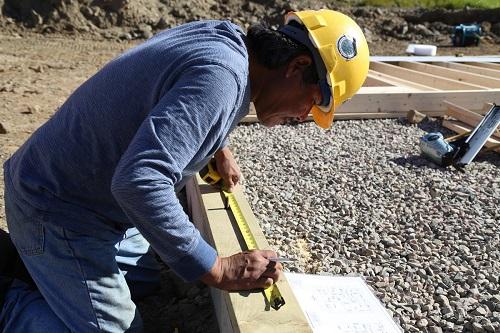 Indigenous people in trades careers
