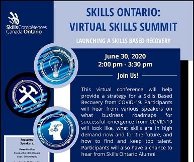 Skills Ontario Virtual Summit