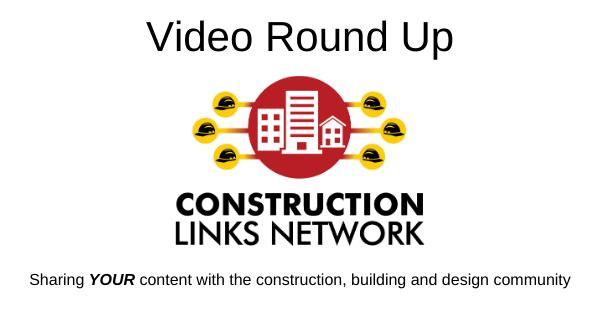 Video Round Up