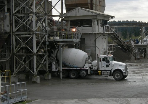 cement industry new zealand