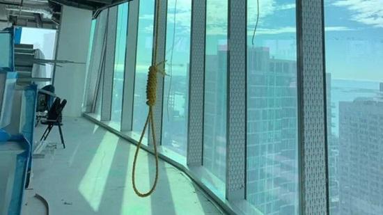noose Toronto construction site