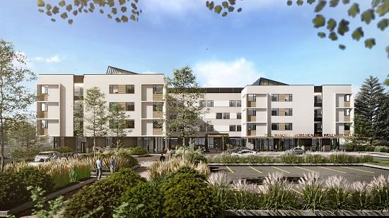 Montgomery Sisam Architects - Region of Peel
