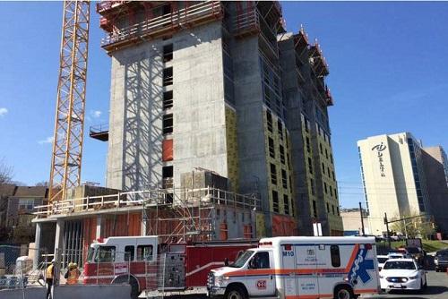 St. John construction fatality