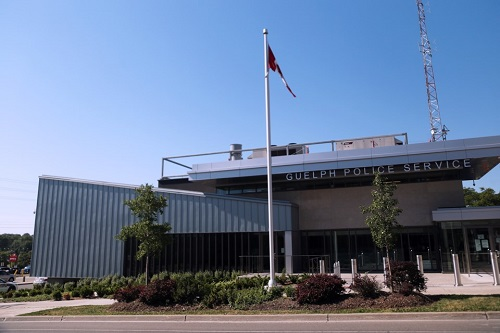 guelph police headquarters renovation