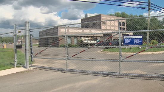 Fredericton workplace death