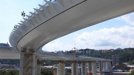 Genoa new bridge