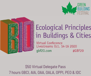Green Building Festival - Box
