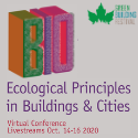 Green Building Festival - Button