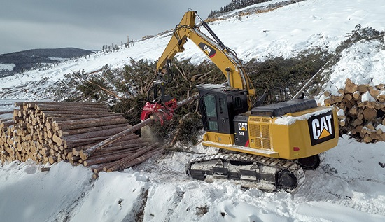 Finning - winterizing your equipment
