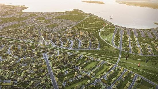 Innisfil construction for new transit hub