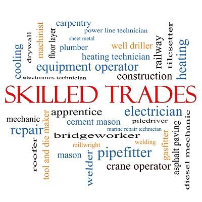 skilled trades Ontario