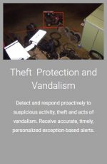 Theft  Protection and Vandalism