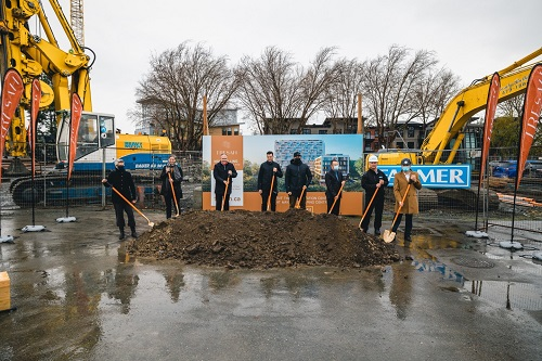 Excitement builds as Tresah project breaks ground in Victoria