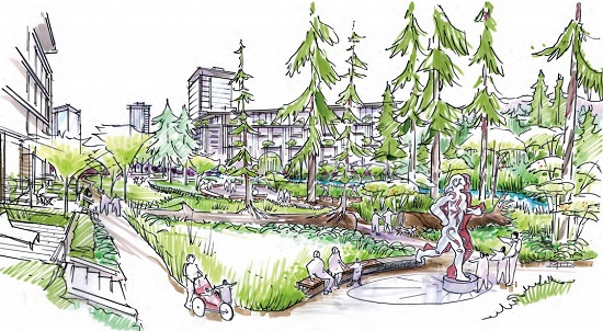 First Nations designs featured in Vancouver Heather Lands project