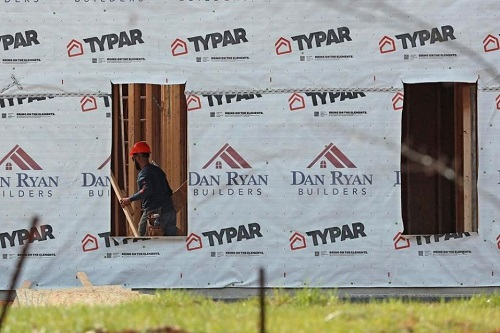 us Home construction October 2020