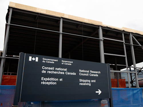 Construction problems prevented National Research Council from opening vaccine facility on schedule