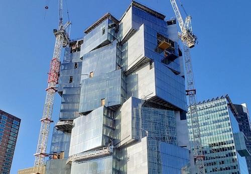 Deloitte Summit office tower construction