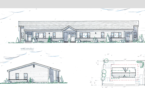 Medical learner housing project underway in Yarmouth