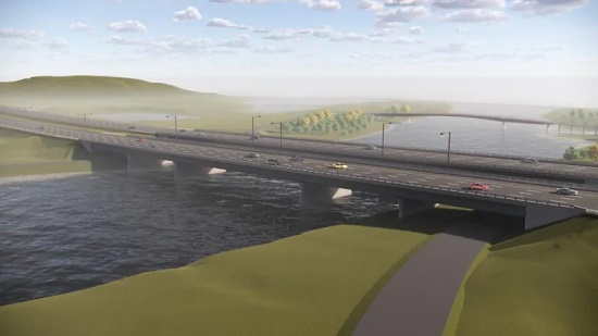 PCL Construction wins contract to replace bridges