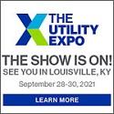 The Utility Expo - Sept button