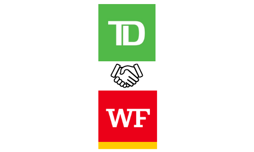 td bank and wells fargo