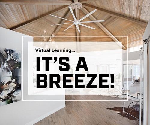 Big Ass fans - virtual learning