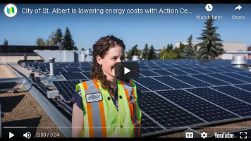 City of St. Albert is lowering energy costs with Action Centre programs
