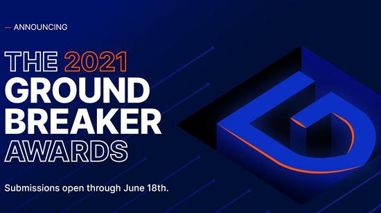 2021 groundbreaker awards