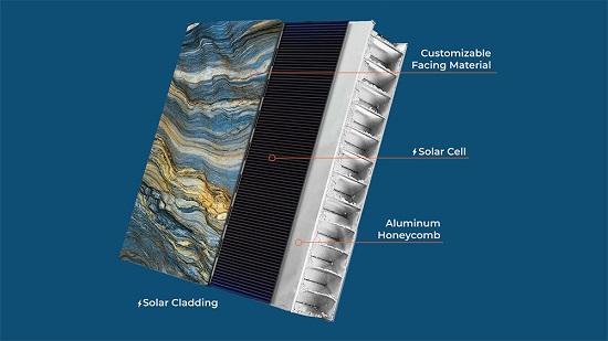 Mitrex 1 - Solar-Cladding-Explosion