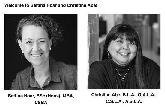 New Board Members SBC