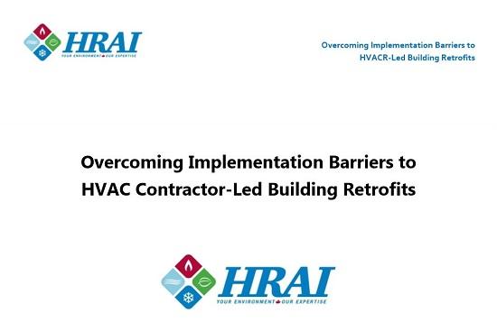 HRAI report